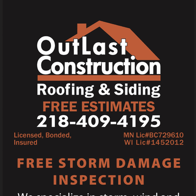 OutLast Construction LLC Duluth, MN Thumbtack