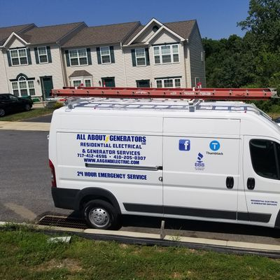 All About Generators And Electrical Services - Harrisburg, PA