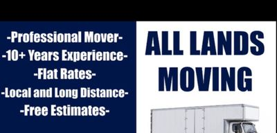 All lands moving Hollywood, FL Thumbtack