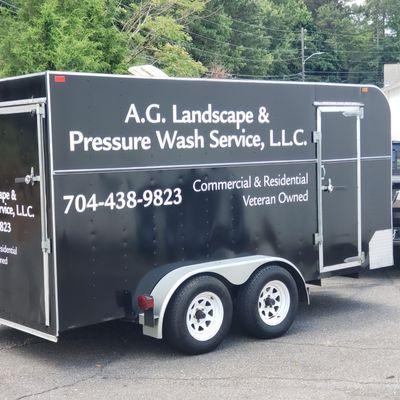 A.G. Landscape and Pressure Wash Service, L.L.C. Charlotte, NC Thumbtack