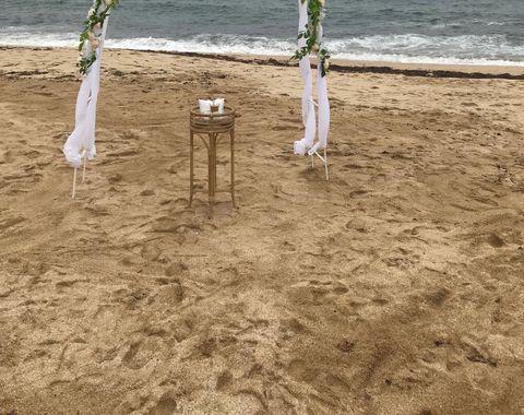 Montara State Beach Wedding