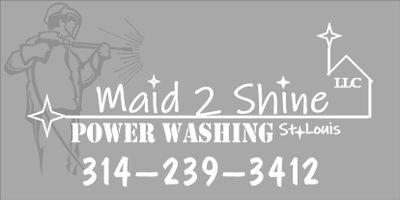 Maid 2 Shine St. Louis Power Washing Saint Louis, MO Thumbtack