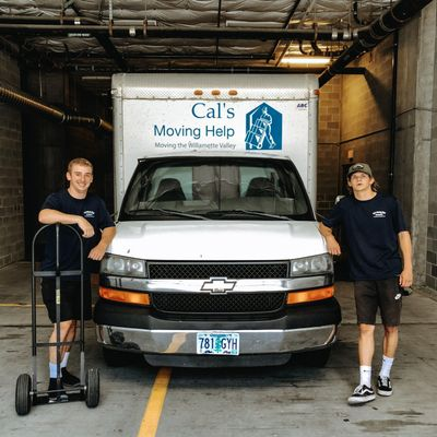 Cal's Moving Help - Salem, LLC Salem, OR Thumbtack