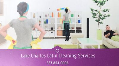 Lake Charles Latin Cleaning Services Lake Charles, LA Thumbtack