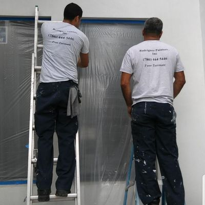 Rodriguez Painters Inc Miami, FL Thumbtack