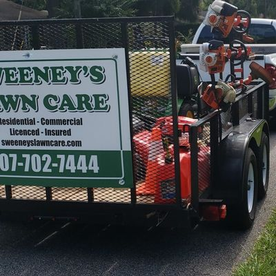 Sweeney's lawn care Lake Mary, FL Thumbtack