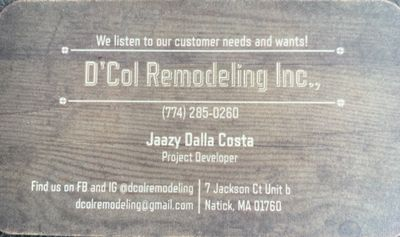 Decolremodeling and painting Natick, MA Thumbtack
