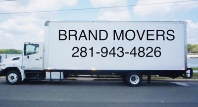 BRAND MOVERS Houston, TX Thumbtack