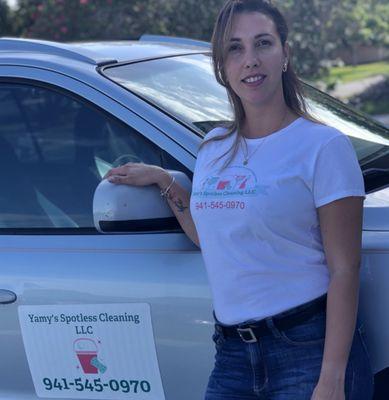 Yamy's Spotless Cleaning LLC Bradenton, FL Thumbtack