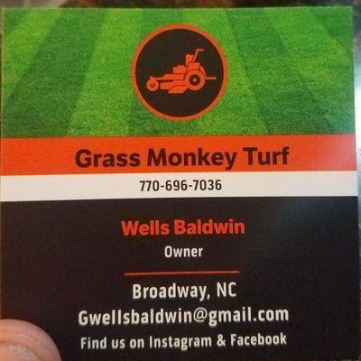 Grass Monkey Turf Broadway, NC Thumbtack