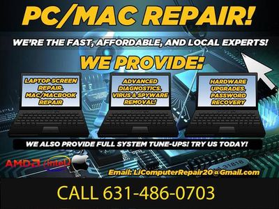 Long Island Computer Repair Garden City, NY Thumbtack