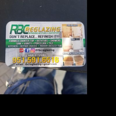 RBCreglazing Moreno Valley, CA Thumbtack
