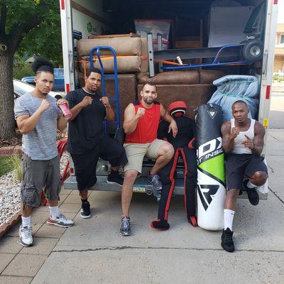 Mixed Martial Artist Movers Denver, CO Thumbtack