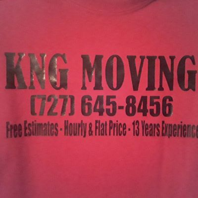 KNG moving and labor New Port Richey, FL Thumbtack