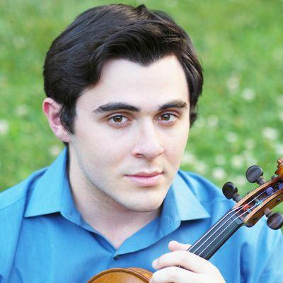 Evan Pasternak, violin Scotch Plains, NJ Thumbtack