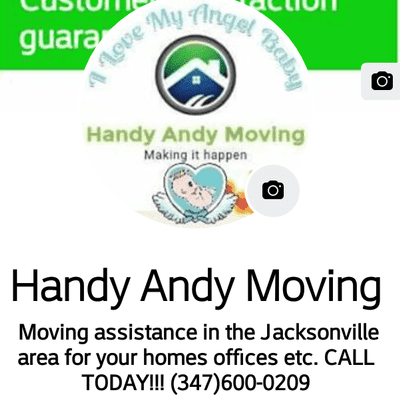 Handy Andy Moving Jacksonville, FL Thumbtack
