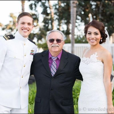Wedding Officiant Ceremonies Chula Vista, CA Thumbtack