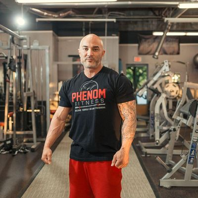 Ron G at Phenom Fitness Clemmons, NC Thumbtack