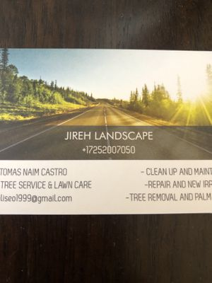Jireh landscape Las Vegas, NV Thumbtack