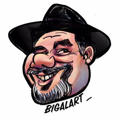 Big Al Caricature Brentwood, CA Thumbtack