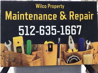 Wilco Property Maintenance & Repair Georgetown, TX Thumbtack