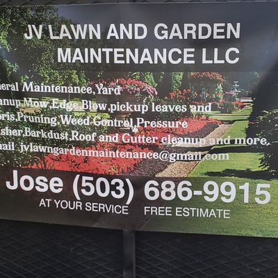 JV Lawn and Garden Maintenance LLC Tualatin, OR Thumbtack