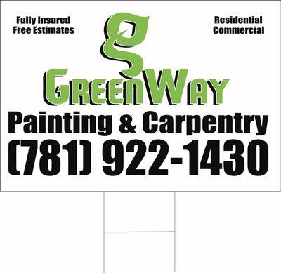 Greenway painting corp Charlestown, MA Thumbtack