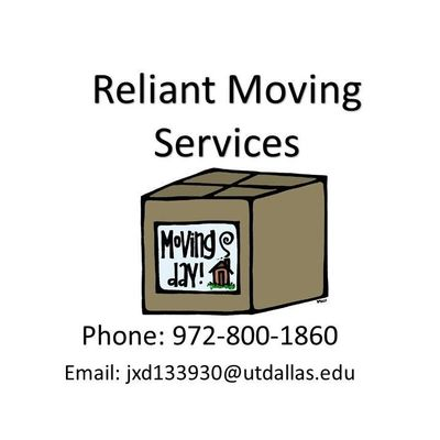 Reliant Moving Services Fort Worth, TX Thumbtack