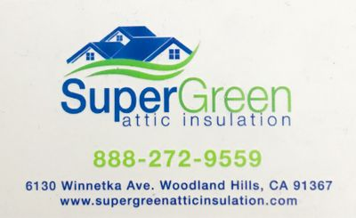 SuperGreen Attic Insulation Los Angeles, CA Thumbtack