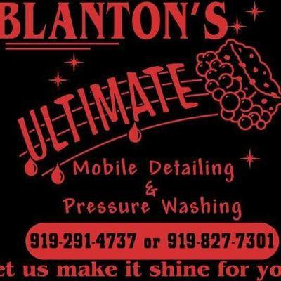 Blanton's Mobile Detail & Pressure Washing LLC Raleigh, NC Thumbtack