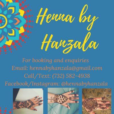 Henna by Hanzala Avenel, NJ Thumbtack