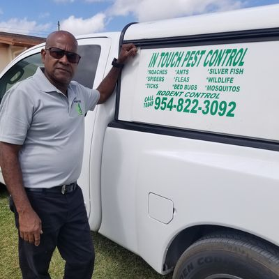 In Touch Pest Control Fort Lauderdale, FL Thumbtack