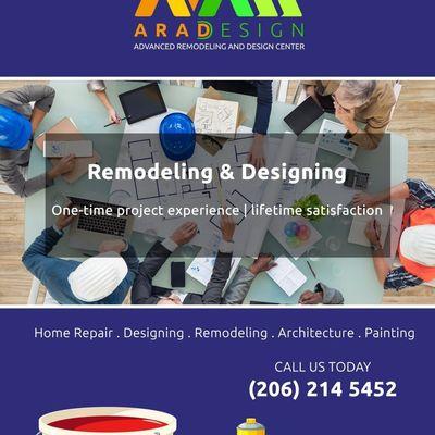 Advanced Remodeling and Design center llc Kirkland, WA Thumbtack