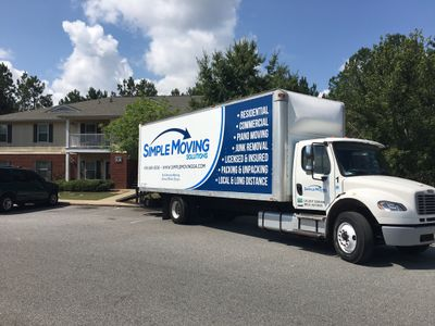 Simple Moving Solutions LLC Dublin, GA Thumbtack