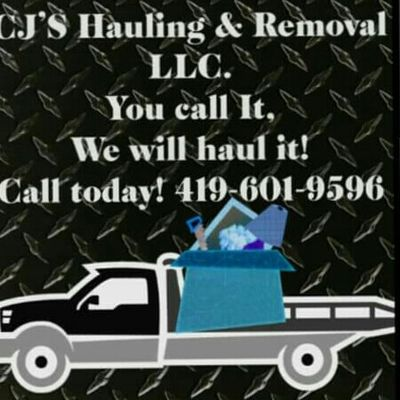 CJ'S Hauling and Removal LLC Milton Center, OH Thumbtack