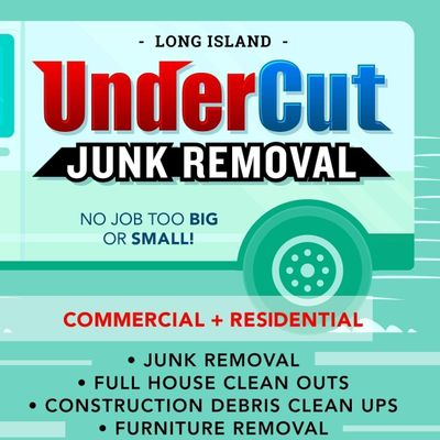 UnderCut  Junk Removal Freeport, NY Thumbtack