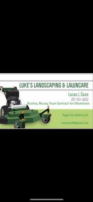 Luke's Landscaping and Services Dayton, OH Thumbtack