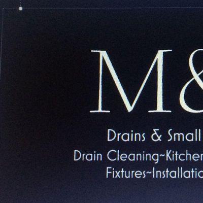 M&S Drains & Small Services Marlton, NJ Thumbtack