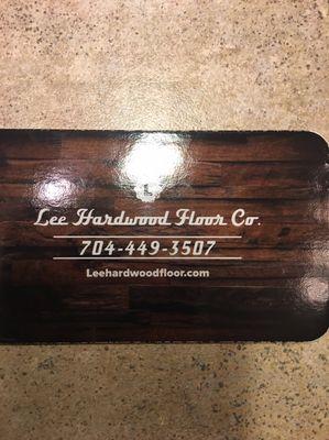 Lee Hardwood Floor Company Gastonia, NC Thumbtack