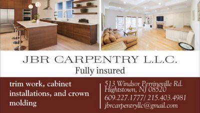 JBR CARPENTRY LLC Hamilton, NJ Thumbtack