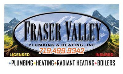 Fraser Valley Plumbing & Heating INC. Colorado Springs, CO Thumbtack