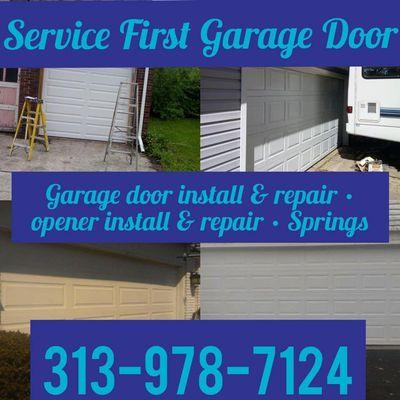 Service First Garage Doors Detroit, MI Thumbtack