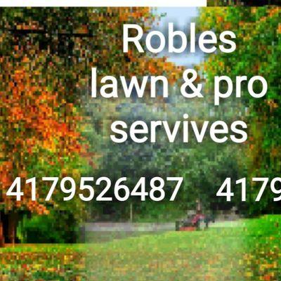 Robles lawn & pro services Joplin, MO Thumbtack