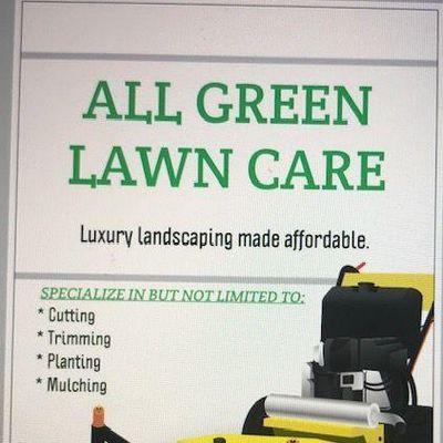 All Green Lawn Care Virginia Beach, VA Thumbtack