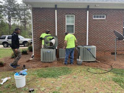Affordable Heating And Air Services LLC. Spartanburg, SC Thumbtack