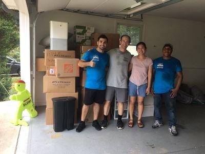 """""""U Team Moving & Storage LLC"""" Alexandria, VA Thumbtack"""