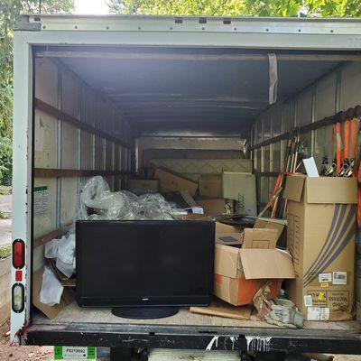 Atlanta Trash and Junk Removal Atlanta, GA Thumbtack