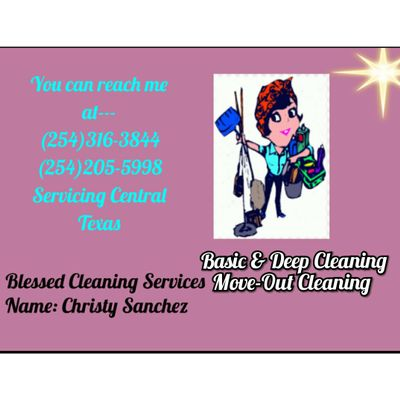 Blessed Cleaning Services Temple, TX Thumbtack