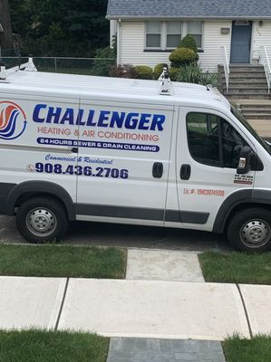 Challenger Heating & Air Condition Corp Elizabeth, NJ Thumbtack