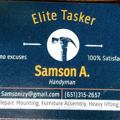 Elite Tasker Minneapolis, MN Thumbtack